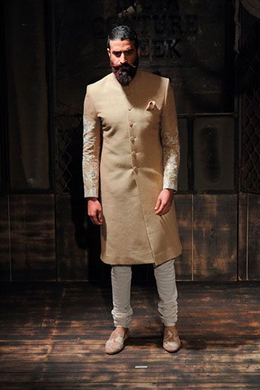 Sherwani for Eid Celebrations