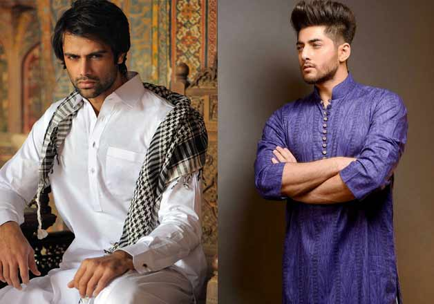 The Kurta Pyjama is One of Favored Eid Garments for Men
